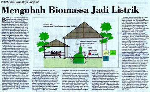 Biodigester Reaktor Pembangkit Energi Biogas Dan Lumpur Probiotik