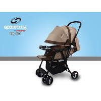 Kereta Dorong Bayi Spacebaby SB6215 Baby Stroller