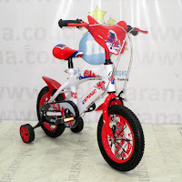 12 Inch Erminio 2203 Kids Bike