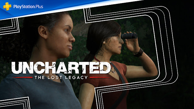 uncharted lost legacy playstation plus rumor ps4 ps5 naughty dog sony interactive entertainment a plague tale innocence wrc 9