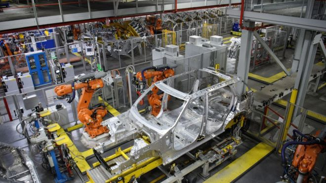 Robots and automation: How Africa is at risk