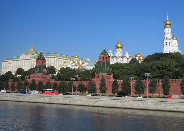 Kremlin - Moscovo