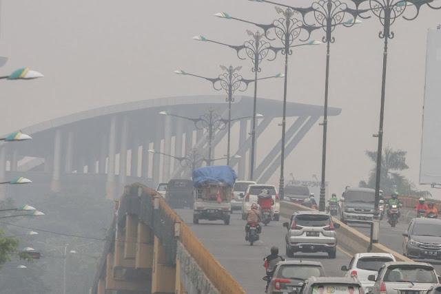 Sembilan Bahaya Kabut Asap dan Cara Mengatasinya