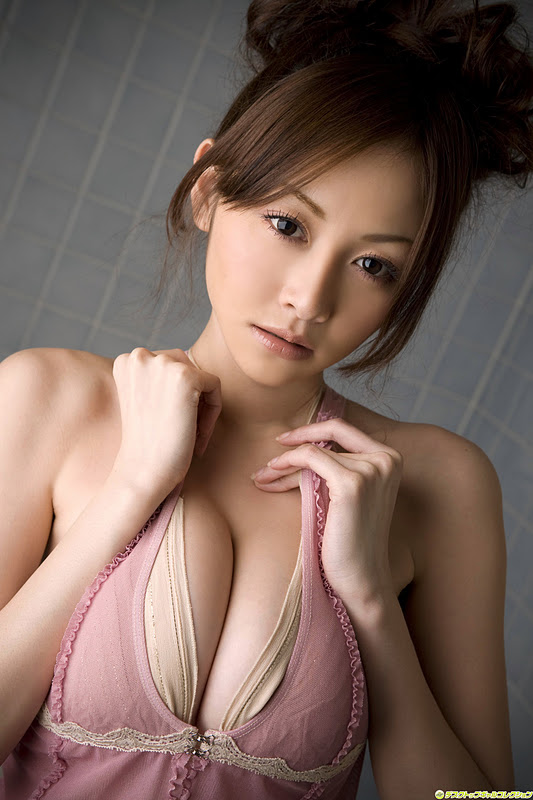Anri Sugihara Busty Japanese Model Teens Love Huge Cocks 1
