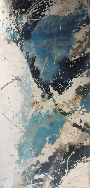 Pintura contemporánea arte japonés Kouji Ochiai