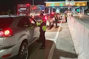 Nekat Mudik, 4.240 Kendaraan Dipaksa Putar Balik Di Jabar