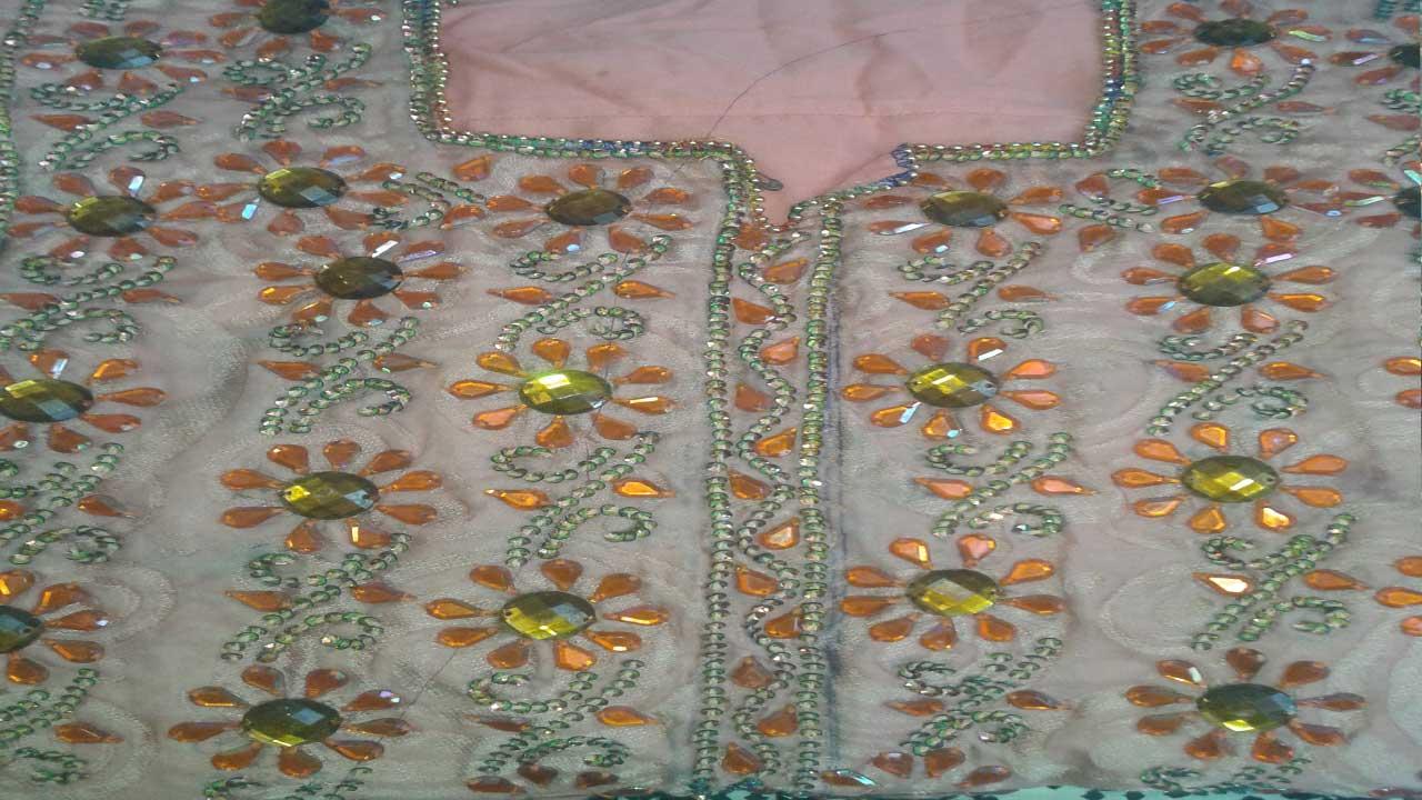 balochi dress photo - 3
