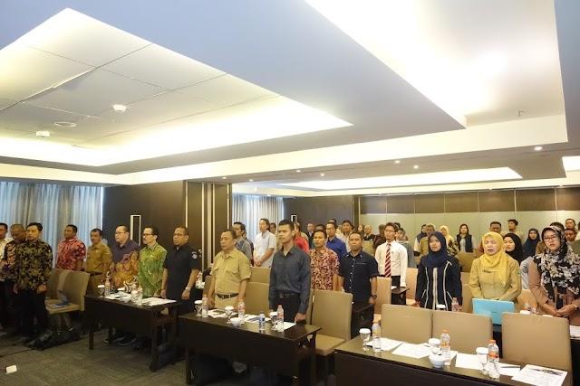 Kegiatan Seminar, Gathering dan Sharing Bersama Kepala SMA, MA dan SMK Se Kota Kabupaten Bogor