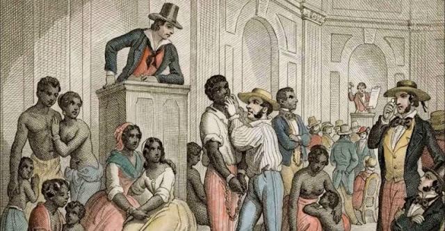 روايات تتحدث عن العبودية والاضطهاد لأصحاب البشرة السمراء