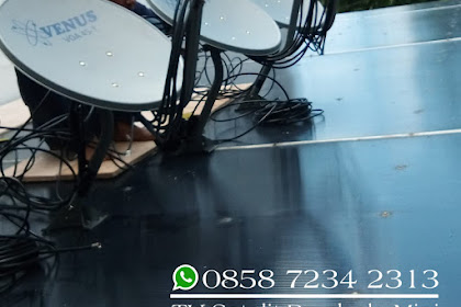 Jasa Pasang Parabola Tv Satelit Bandung - 085872342313