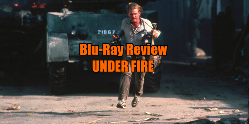 under fire review