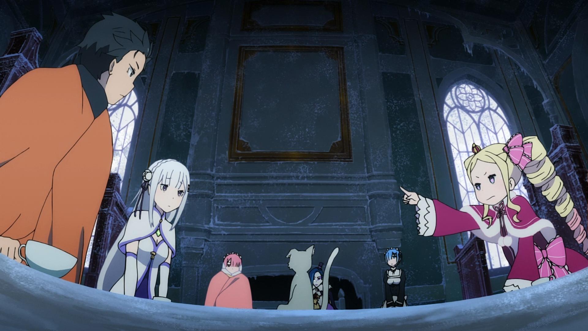 Re:Zero kara Hajimeru Isekai Seikatsu Memory Snow [OVA][MP4][BD][1080p]