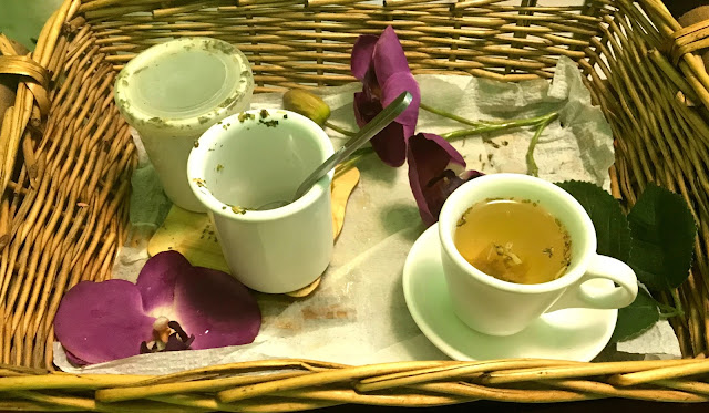 Чай с альпийскими травами