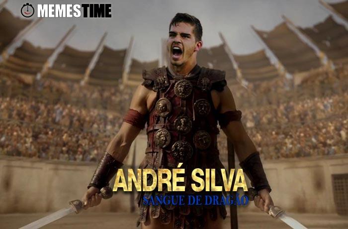 Memes Time André Silva no Porto Roma – Sangue de Dragão