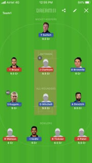 NK vs CD 3rd Dream 11 Prediction, Captain and Vice Captain