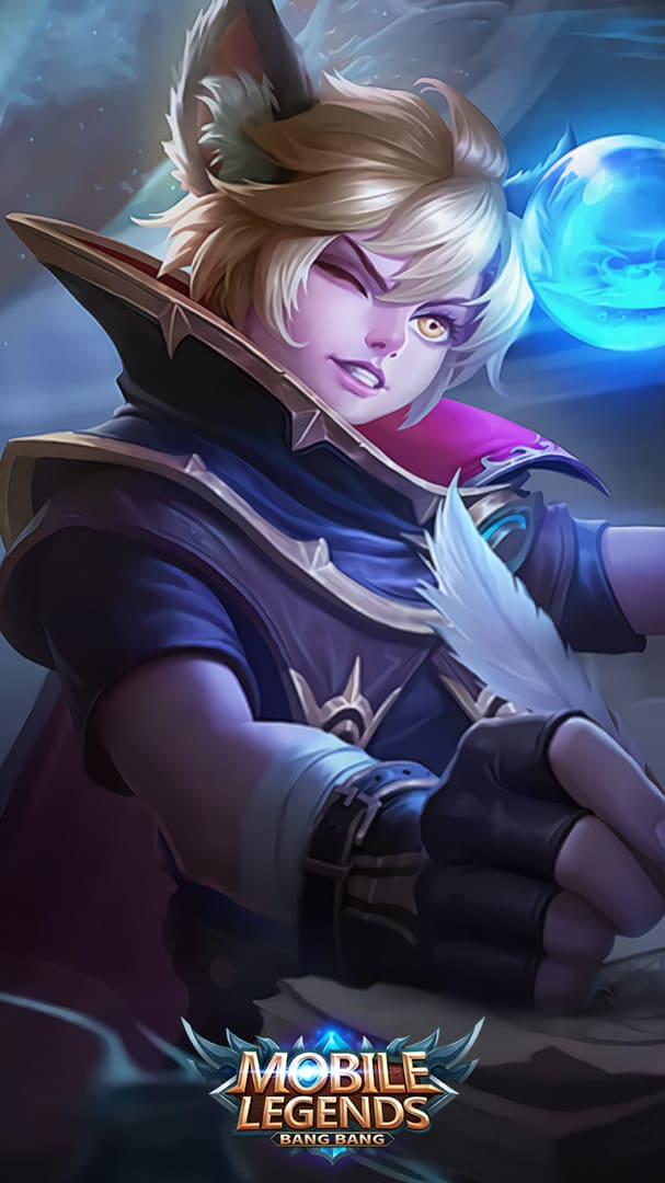 Wallpaper Harith Stardust Skin Mobile Legends HD for Android and iOS