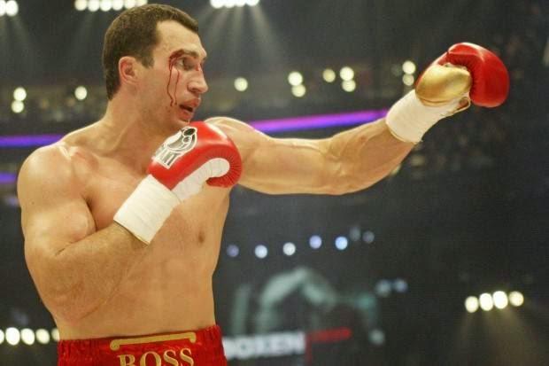 Klitschko Boxt