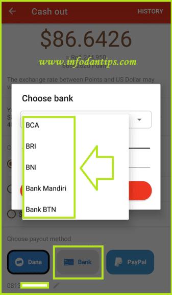 Saldo Buzzbreak Bisa Langsung Ditransfer Ke Rekening Bank
