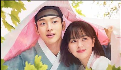 Top 21 Drama Korea Terbaik 2019, Korean Drama, Drama Korea, Korean Drama 2019, Review By Miss Banu, Blog Miss Banu Story, Drama Korea The Tale Of Nokdu, Poster Drama Korea The Tale Of Nokdu,