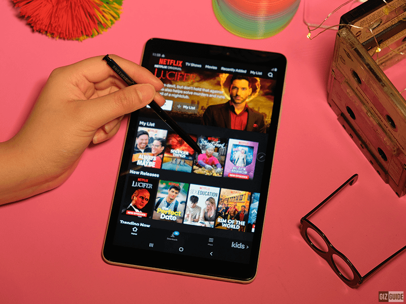 Samsung and Netflix brings new line of Galaxy tablets for 2019 to the Philippines