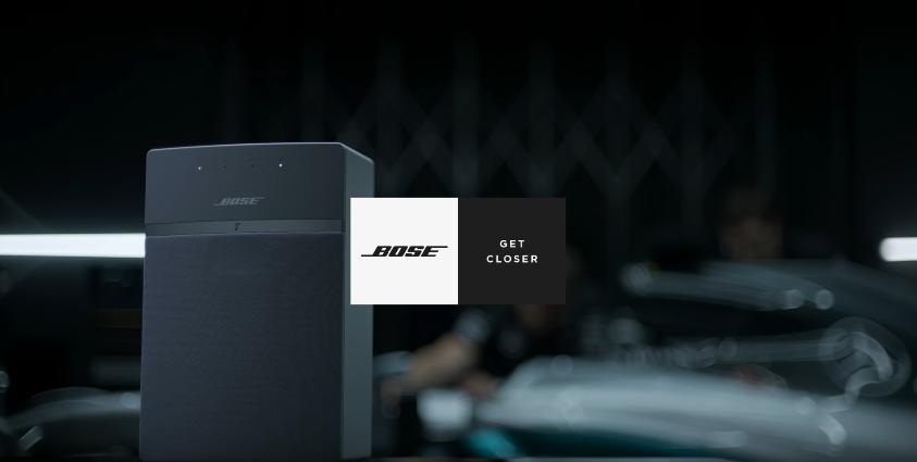 Canzone Bose pubblicità con Hamilton - Musica spot Novembre 2016