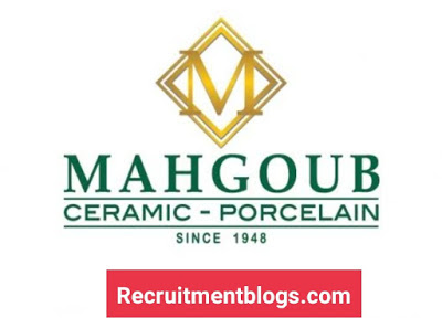 Receptionist At  Mahgoub  for Ceramic & Porcelain |  0-1 year of experience