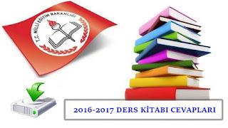 2016-2017 Ders Kitabı Cevapları