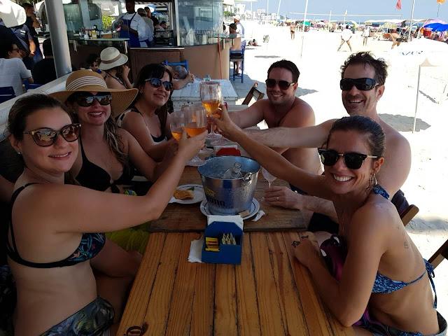 Blog Apaixonados por Viagens - Azur Praia Leblon - Rio de Janeiro