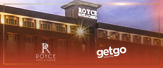 Royce Hotel and Casino and GetGo