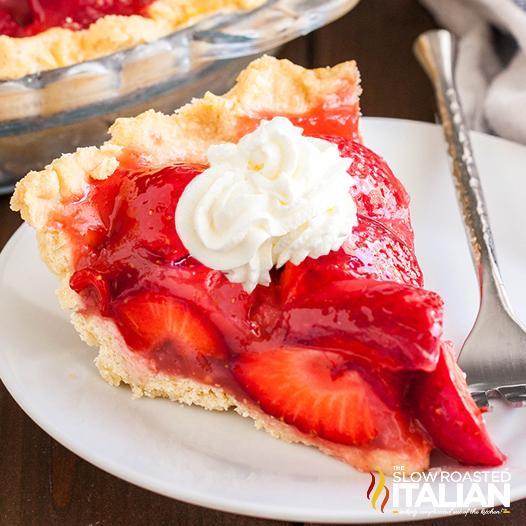 Fresh Strawberry Pie (Video