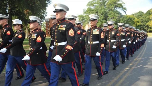 EEUU enviará marines a su embajada de facto en Taiwán