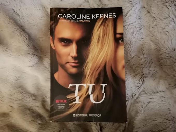 """Tu"" de Caroline Kepnes"