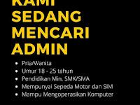 CV. Singa Raja Putra : Loker Medan 2020 Sebagai Admin