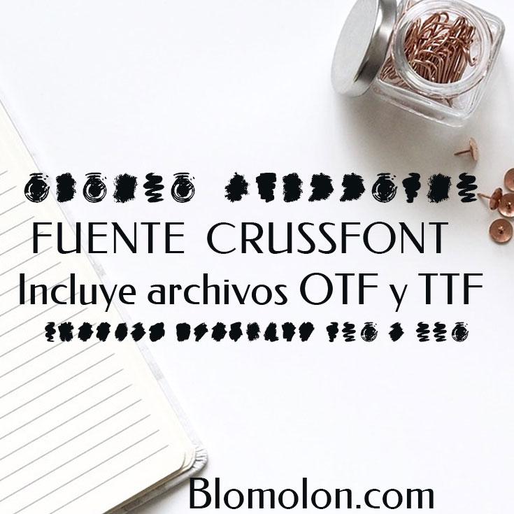 crussFont previa