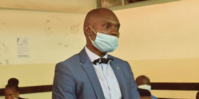 businessman Geoffrey Onyango Odhiambo