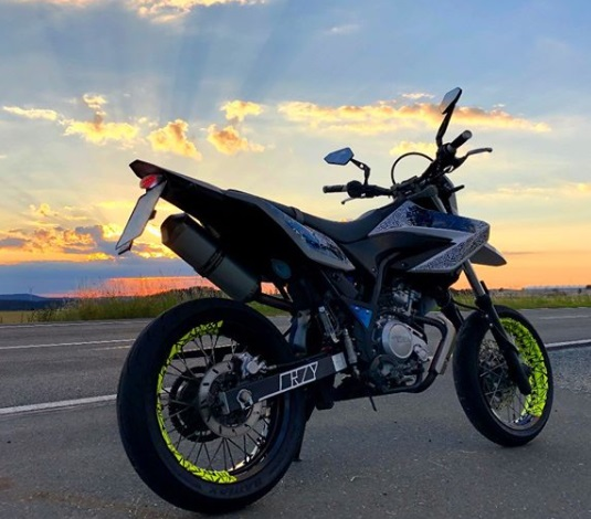 Harga Yamaha WR 125 X