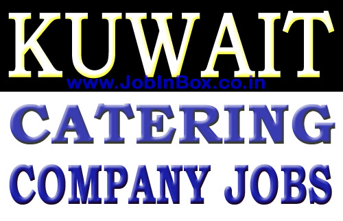 Kuwait Catering Company Jobs