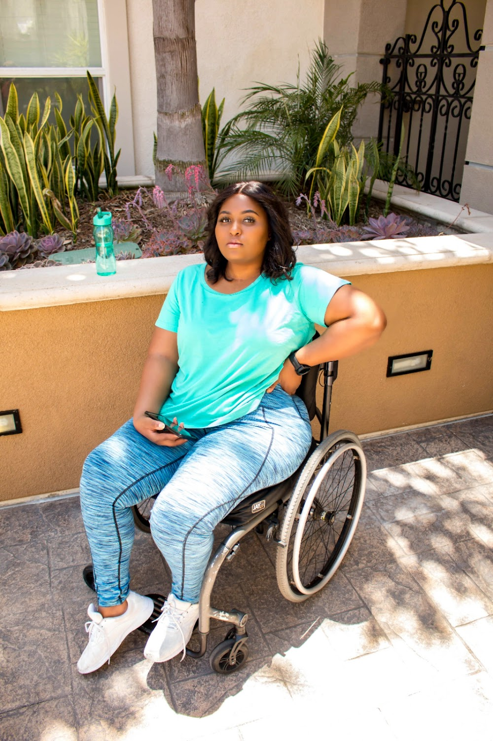 Loosing weight with disability