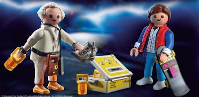 Playmobil Ritorno al Futuro