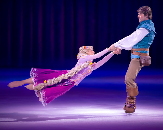 Disney on Ice - 100 Years of Magic 2019 - Tangled