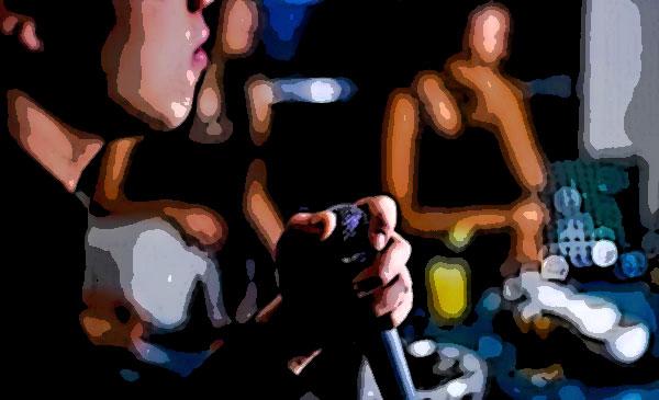 Bakal calon PRU-14 kantoi dadah di pusat karaoke?