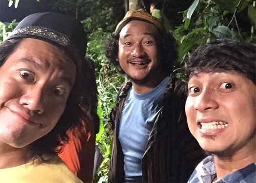 Trio Bajaj Jadi Pemain Di Sinetron Buyung Upik