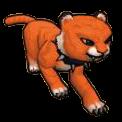 Ginger Cat Cub - Pirate101 Hybrid Pet Guide