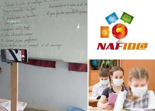 """مطالب للحكومة بإعادة تفعيل برنامج نافذة """"@NAFID""""وتوفير لوحات إلكترونية وحواسيب للتلاميذ والأساتذة"""