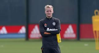 Paul Scholes speaks on Van de Beek's best position at Man United