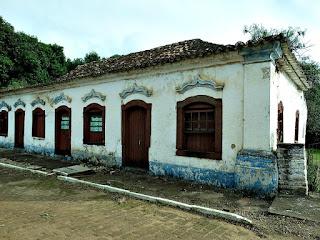 Casa do Tarso, Vila de Santo Amaro, General Câmara