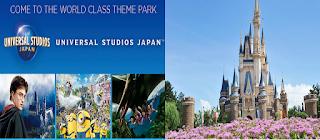 日本「東京迪士尼」與「日本環球影」,3月中前暫時休館