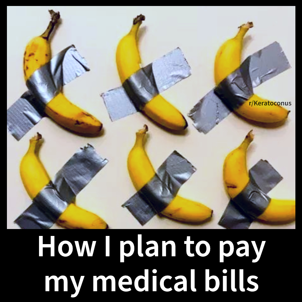 How I plan to pay my medical bills