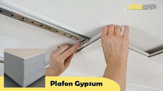 plafon gypsum murah