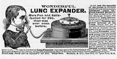 Wonderful Lung Expander